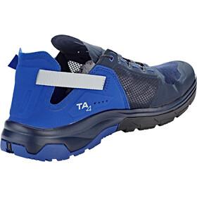 Salomon Techamphibian 4 Calzado Hombre, navy blazer/mazarine blue wil/quarry